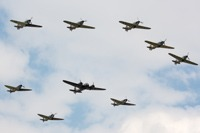 Battle of Britain formation, Duxford