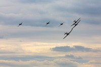 Hurricanes, Duxford Battle of Britain Airshow