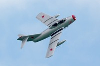 MiG-15, Southport Airshow