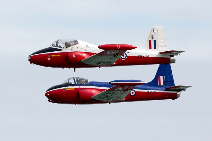 Jet provost Duo