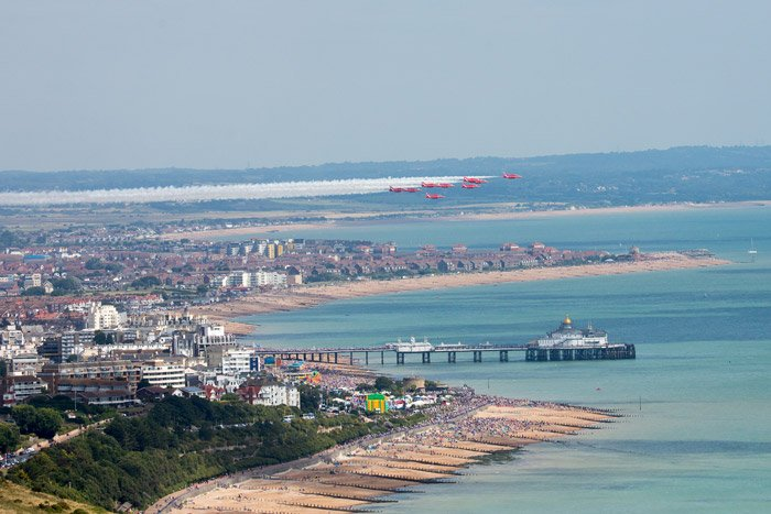 Eastbourne Air Show >> Airbourne Eastbourne Airshow 2019 Preview Review Of Earlier Shows