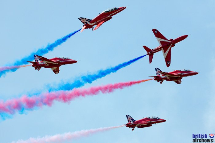 Red Arrows Rollbacks
