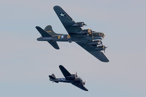 Sally B and the Blenheim