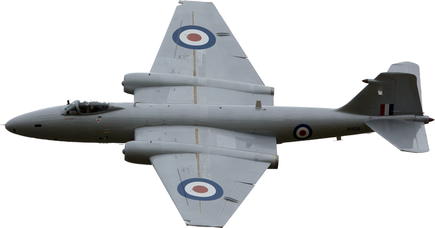 Canberra XH134