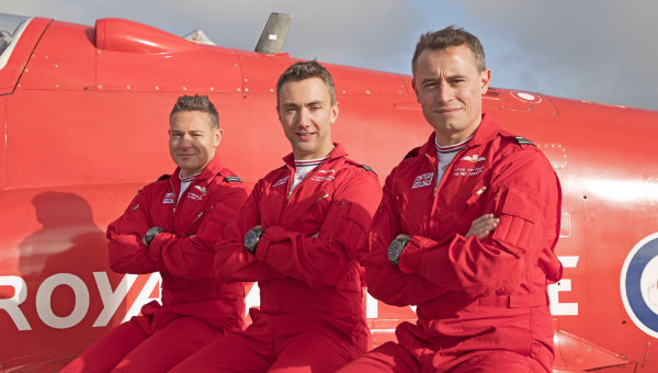 Red Arrows new pilots 2020