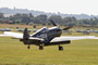 Curtiss P-40B 'Warhawk' kicks up some grass