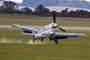 Hispano HA-1112 Buchon touches down