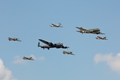 BBMF 'Trenchard Plus' formation